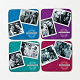 Coronation Street Coasters, Set of 4