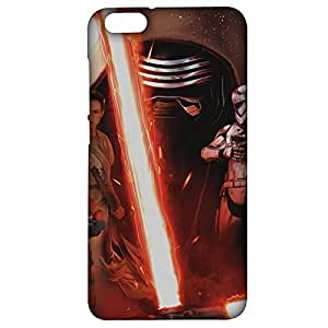 Lorem Kylo Ren (Star Wars) Matte Back Cover For Huawei Honor 4X