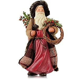 Hallmark 2014 Father Christmas 11th in Series Ornament