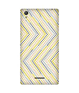 Dots Pattern Sony Xperia T3 Case