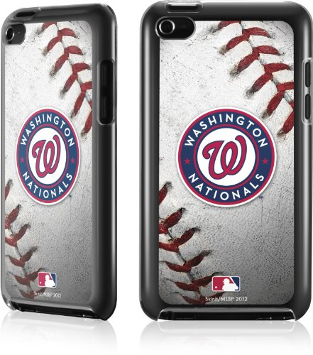 MLB&Acirc;&reg; Washington Nationals Game Ball for LeNu Case for Apple iPod Touch (4th Gen) at Amazon.com