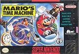 echange, troc Marios time machine blister - Super Nintendo - US