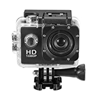 JNH Sunshiny1080P HD Sport DV Underwater 98ft Waterproof Action Video Camera
