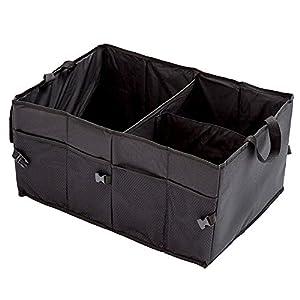 車用収納ボックス トランク 収納 折り畳み式収納3ボックス 大容量 多機能