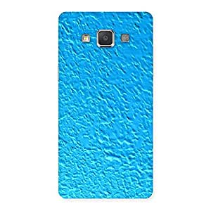 Ajay Enterprises remier Blue RPattern Back Case Cover for Galaxy Grand Max