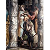 The Healing of the Lame Man, detail, by Raphael (Print On Demand)