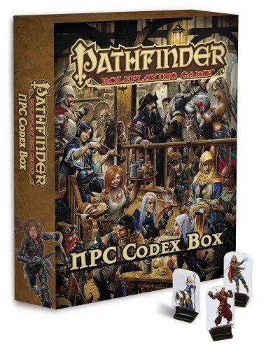 Npc Codex Box (Pathfinder Roleplaying Game) (Npc Codex Box compare prices)