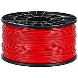 NuNus Materiale di stampa per stampanti 3D, rosso