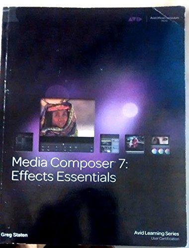 Media Composer 7: Effect Essentials