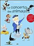 echange, troc Michel Boucher, Alain Schneider - Le concerto des animaux (1CD audio)
