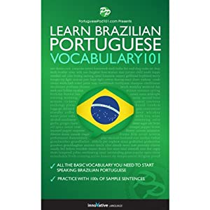 Learn Brazilian Portuguese - Word Power 101 | [Innovative Language Learning]