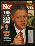 img - for Newsweek Magazine February 9 1998 The Secret Sex Wars Inside the Struggle Between Clinton and His Enemies * Olympic Preview book / textbook / text book