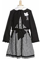 入学式 卒業式 女の子用 子供服 スーツ 3点 セット 発表会 結婚式 パーティーにも