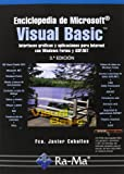 img - for Enciclopedia de microsoft visual basic book / textbook / text book