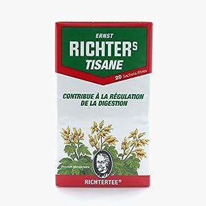 Tisane Richter's - boîte de 20 sachets Infusion