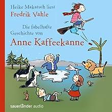 Die fabelhafte Geschichte von Anne Kaffeekanne Hörbuch von Fredrik Vahle Gesprochen von: Heike Makatsch