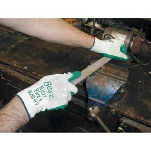 Best Nitri-Flex Plus Nitrile Textured Finish Glove - Small - 12 Pair - 4600-07