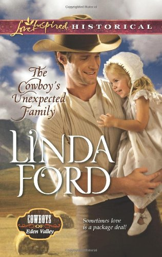Image of The Cowboy's Unexpected Family (Love Inspired Historical)