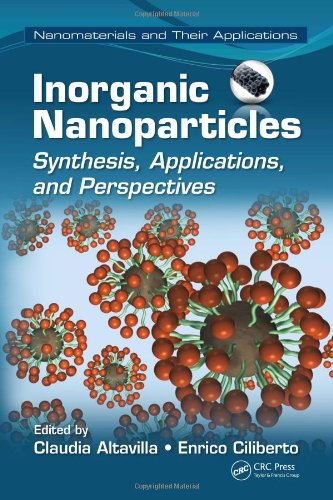 Inorganic Nanoparticles: Synthesis, Applications, And Perspectives (Nanomaterials And Their Applications)