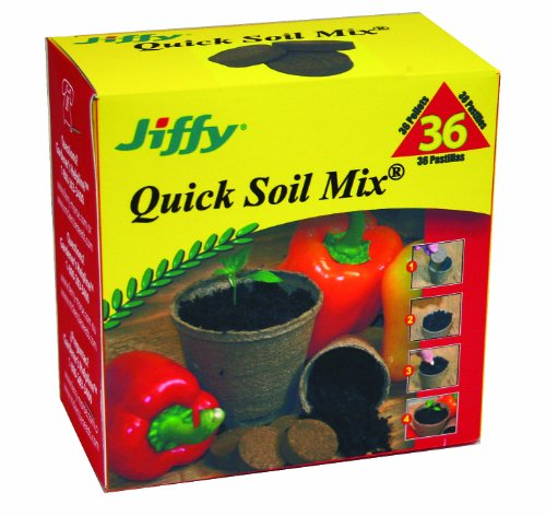 Soil Mix Pellets