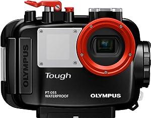 OLYMPUS デジタルカメラ STYLUS TG-830用 45m防水プロテクター PT-055