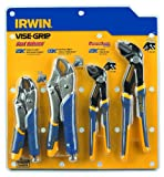 Irwin Tools 1775451 4-Piece Pliers Set