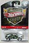 Hot Wheels 2008 Military Rods: Humvee 1:64 #4 of 26