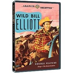 Wild Bill Elliot Western Double Feature