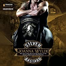 Silver Bastard: Silver Valley, Book 1 (       UNABRIDGED) by Joanna Wylde Narrated by Allyson Ryan, Johnathan McClain