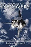 img - for Voyages of Discovery: The Missions of the Space Shuttle Discovery book / textbook / text book