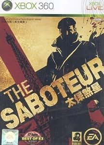 The Saboteur - Xbox 360
