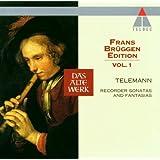 Telemann: Recorder Sonatas & Fantasias