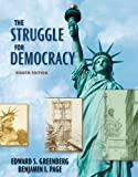 Struggle for Democracy, The (8th Edition) (0321420837) by Edward S. Greenberg