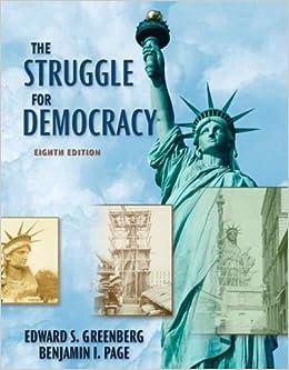 FOR STRUGGLE GREENBERG DEMOCRACY