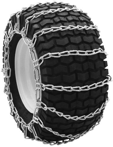 ALEKO Size 13 x 4 Snow Blower Chains Mud Chains Grip for Garden Tractors (13 X 4 Tire Chains compare prices)