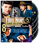 Film Noir Classic Collection: Volume Five (Cornered / Desperate / The Phenix City Story / Deadline at Dawn / Armored Car Robbery / Crime in the Streets / Dial 1119 / Backfire)