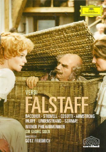 Falstaff (Bacquier, Armstrong, Solti) - Verdi - DVD