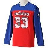 (アディダス)adidas YB TCOS AF CLIMA LITE L/S Tシャツ