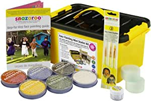 Snazaroo Face Paint Mini Starter Kit
