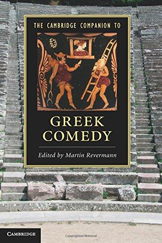 The Cambridge Companion to Greek Comedy (Cambridge Companions to Literature)