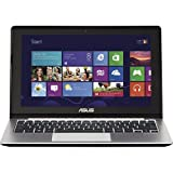 Asus – 11.6″ Windows 8 Touch-Screen Laptop – Q200E-BSI3T08 – 3rd Gen Intel® CoreTM i3-3217U processor – 4GB Memory – 500GB Hard Drive – Steel Gray Hairline thumbnail