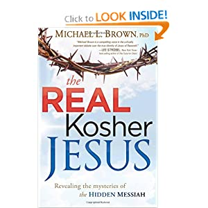 The Real Kosher Jesus: Revealing the mysteries of the hidden Messiah read online