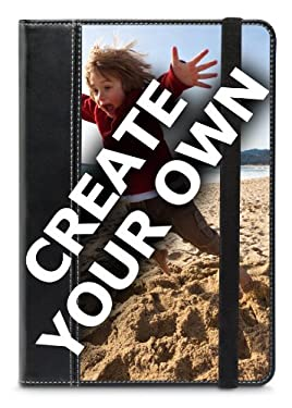 "Kindle Fire HD 8.9"" Marware Vibe Black Cover - 'Create Your Own'"