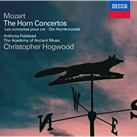 Mozart: Rondo for Horn and Orchestra in E flat, K.371 - Reconstructed by John Humphries - Allegro