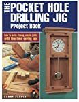 Kreg PHD BOOK The Pocket Hole Drilling Jig Project Count Book by Danny Proulx from Kreg