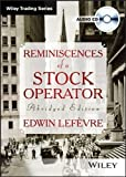 img - for Reminiscences of a Stock Operator 1st by Lef vre, Edwin (2004) Audio CD book / textbook / text book
