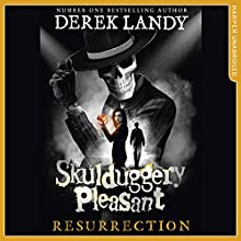 Resurrection: Skulduggery Pleasant, Book 10 | Livre audio Auteur(s) : Derek Landy Narrateur(s) : Caroline Lennon