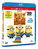 Gru: Mi Villano Favorito 2 - Superset (DVD + BD + BD 3D) Blu-ray