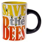 Save The Bees Oversize Mug