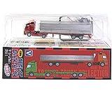 【4】 アオシマ 1/150 リアルディテール トレーラートラック V-TYPEヘッド・ウイングトレーラー 単品